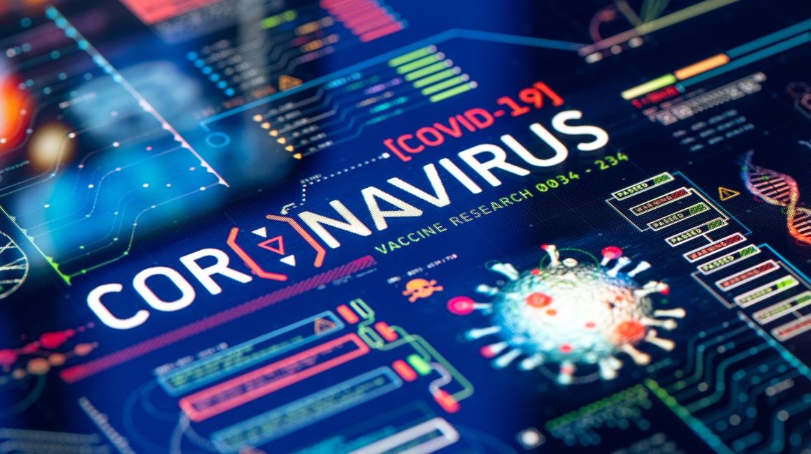 Computing-a-cure-coronavirus-Davenport-University-Thumb